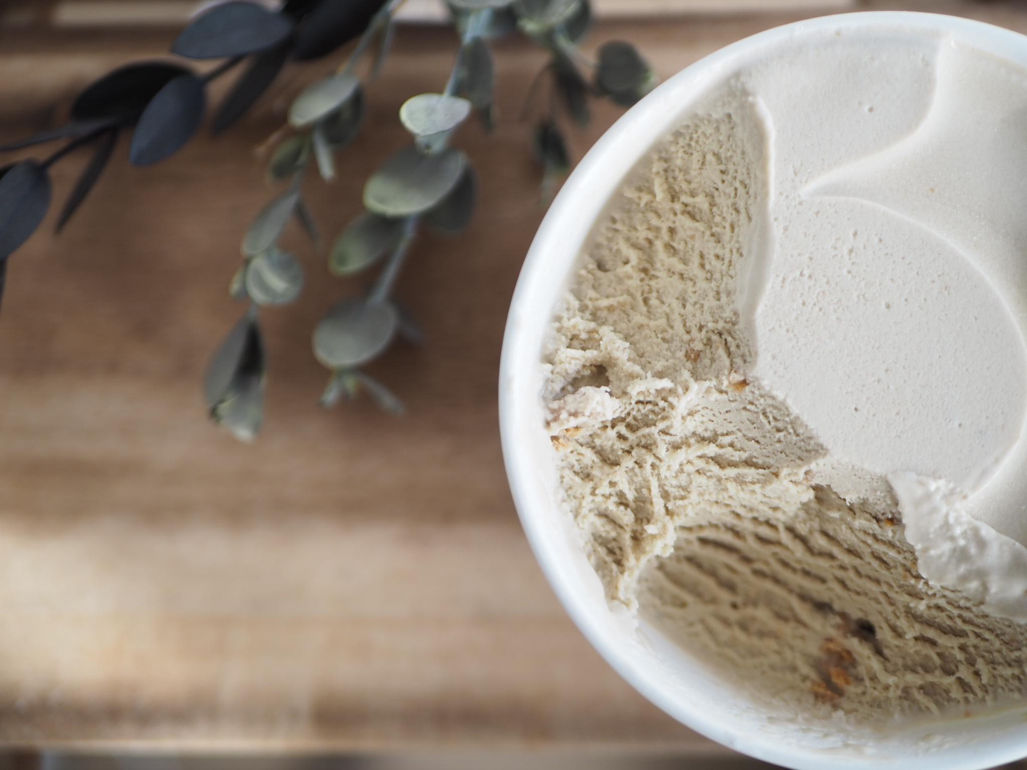 【大人のためのスーパーカップ】初の《ほうじ茶クッキーアイス》フレーバー❃❃❃_4