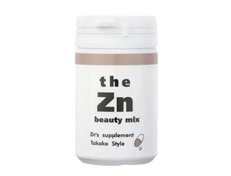 《おすすめの美容サプリ》むくみ改善・免疫力UP編3. the Zn beauty mix