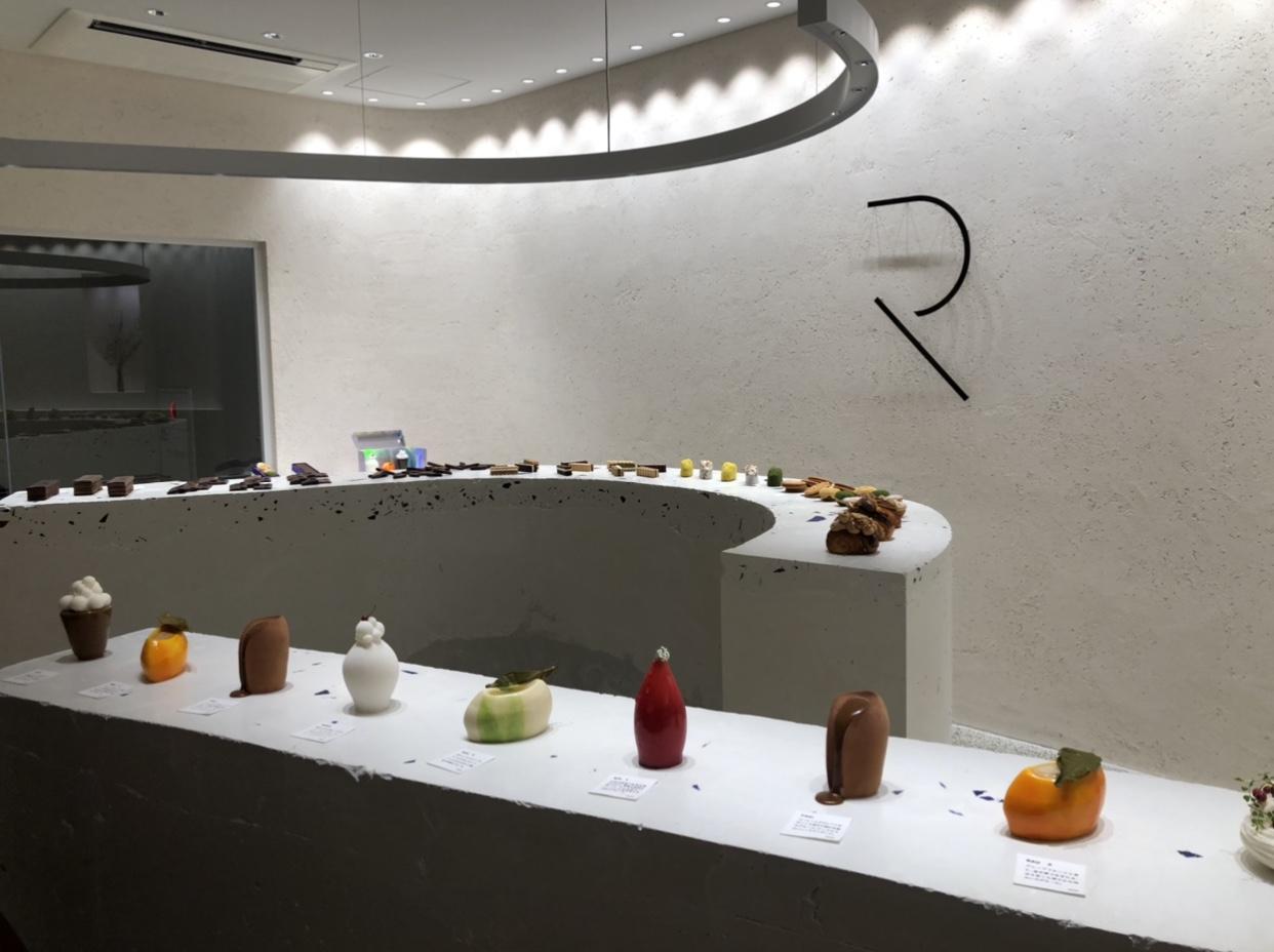 【まるで芸術品!見た目もお味も最高級なケーキ!@KYOTO】RAU CAFEへ行ってきました!_1