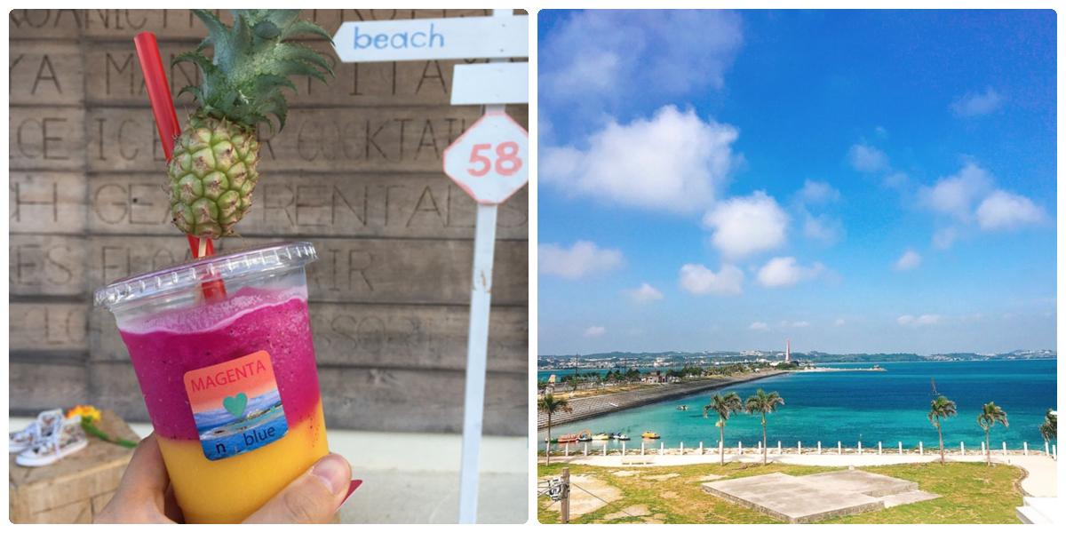 沖縄女子旅特集 - 夏休みにおすすめ! おしゃれなインスタ映えカフェ、観光スポットまとめ_1