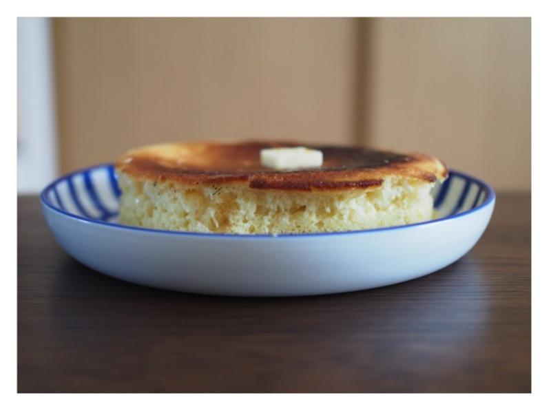 いつもの工程を1つ変えるだけ。cafeみたいな厚くてふわふわホットケーキがお家で食べられる(412あみ)_6