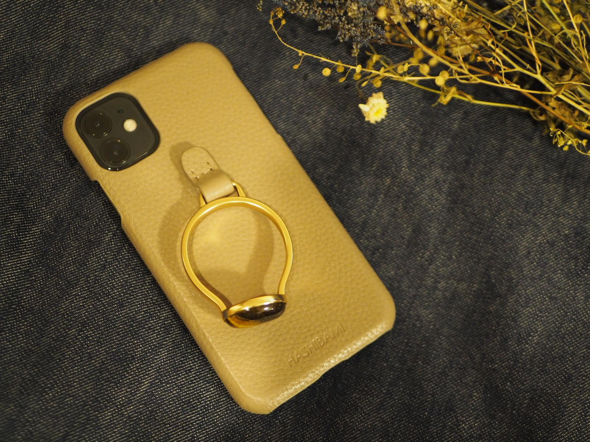 【HASHIBAMI】の《天然石ストーンリングiPhoneケース》がお洒落で可愛い♡_8