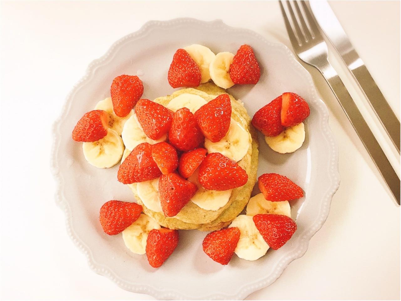 【おうちカフェ】シンプルな美味しさ!ふわもち食感がたまらないっ!『九州パンケーキ』で朝が楽しみになる!!_4