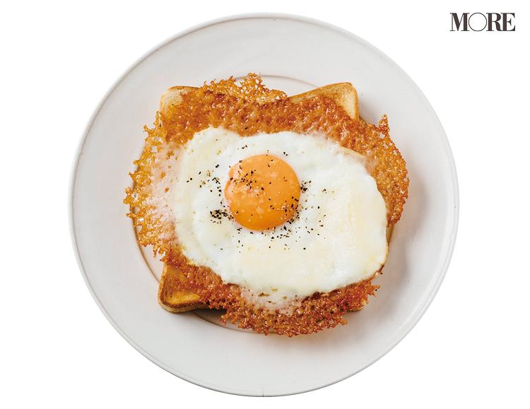 朝食におすすめ♪ 卵かウィンナーがあればできる、食パンの簡単アレンジレシピ3選【おかず食パン】_1
