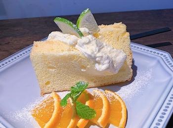 【シフォンケーキ専門店】~Cafe Slikの無添加シフォンケーキが美味しすぎる~