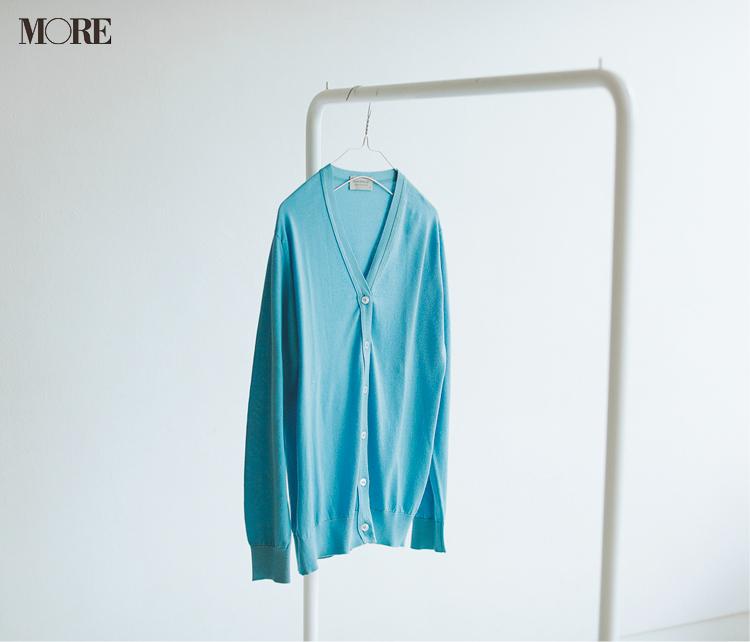『アニエスベー』や『ユニクロ』も。ファッションのプロが名品カーディガンの魅力を熱弁!_6