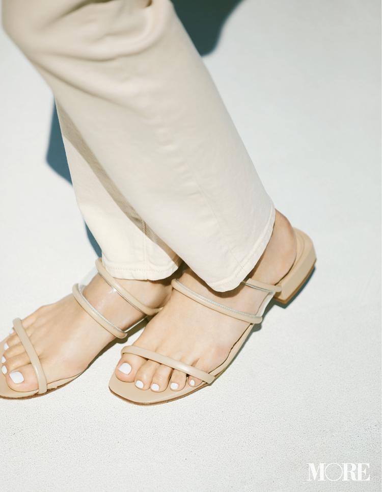 今すぐも夏も使える靴はどれ? 足もとは軽やかに、夏。「マストな4タイプ」はこれだ!_5_1