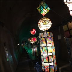 【動画で紹介!】熊本 阿蘇の「高森湧水トンネル」は幻想的なトンネルでデートにもオススメなんです!【#モアチャレ 熊本の魅力発信!】
