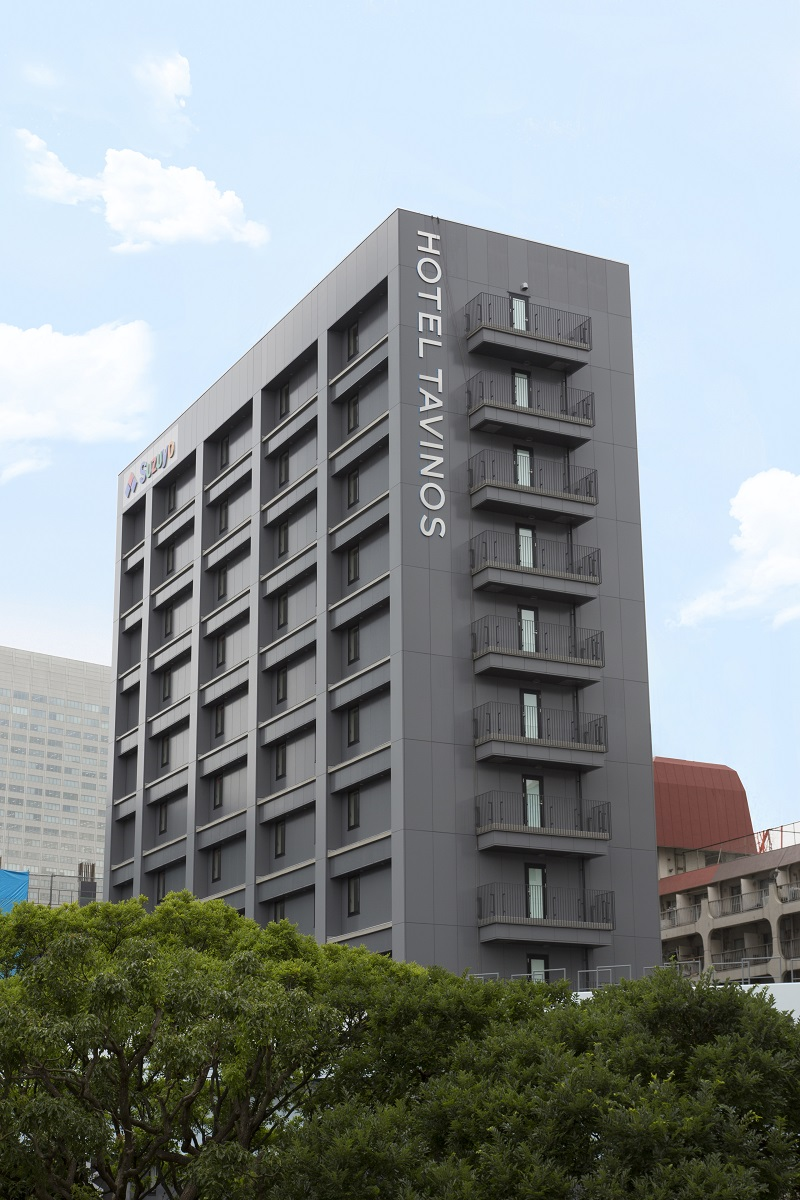 東京・浜松町に新ホテル「HOTEL TAVINOS Hamamatsucho」がオープン!マンガをコンセプトにした、交通アクセス抜群のユニークホテル_1