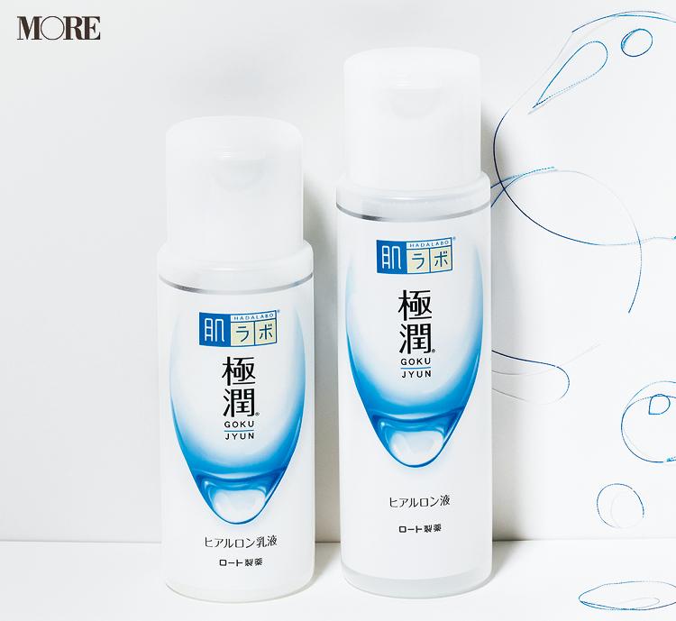 乾燥が止まらない肌には『suisai』『極潤』『ライスフォース』など。「乾燥ファースト保湿タイプ」におすすめの化粧水&乳液6選♡_4