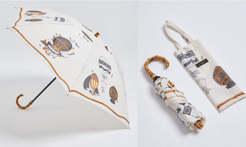 マニプリのバルーン柄傘