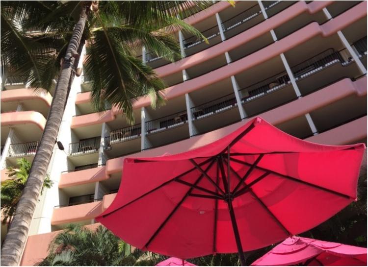 【TRIP】憧れのピンクパレス♡ロイヤルハワイアンのプールがフォトジェニックすぎる♡_6