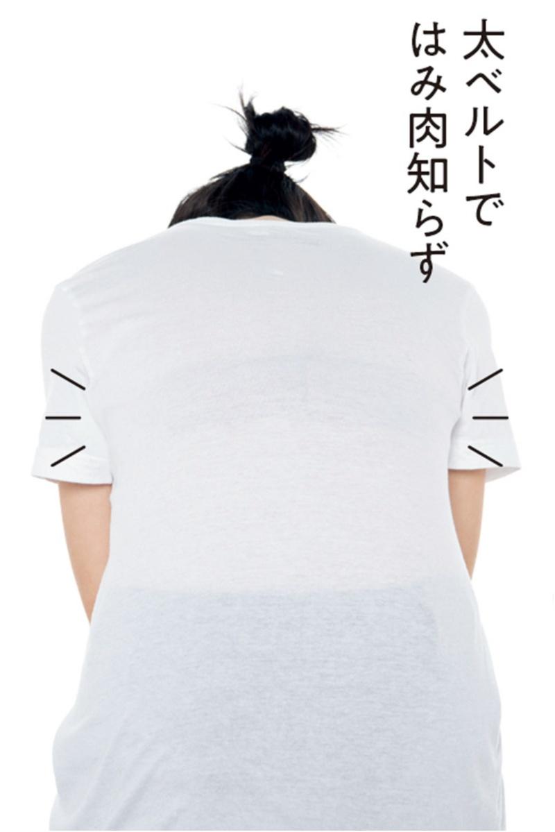 編集Aが体当たりお試し!【最強ベージュブラ】白Tに合わせるなら......をジャッジ♡_6