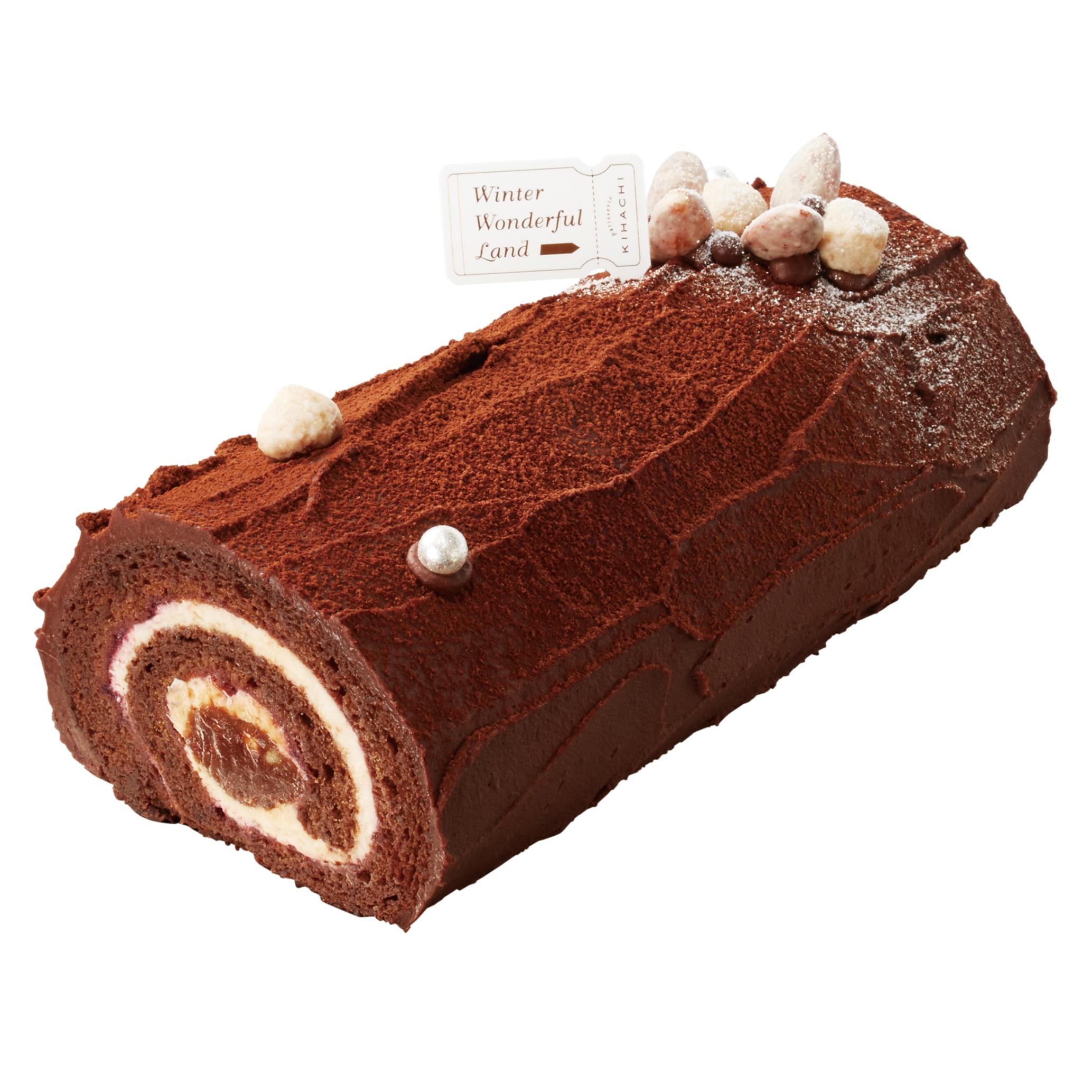 毎年おなじみのBOX型ケーキが今年も♡ 『パティスリー キハチ』のクリスマスケーキ、どれにする?【予約受付中&数量限定!】_1_3