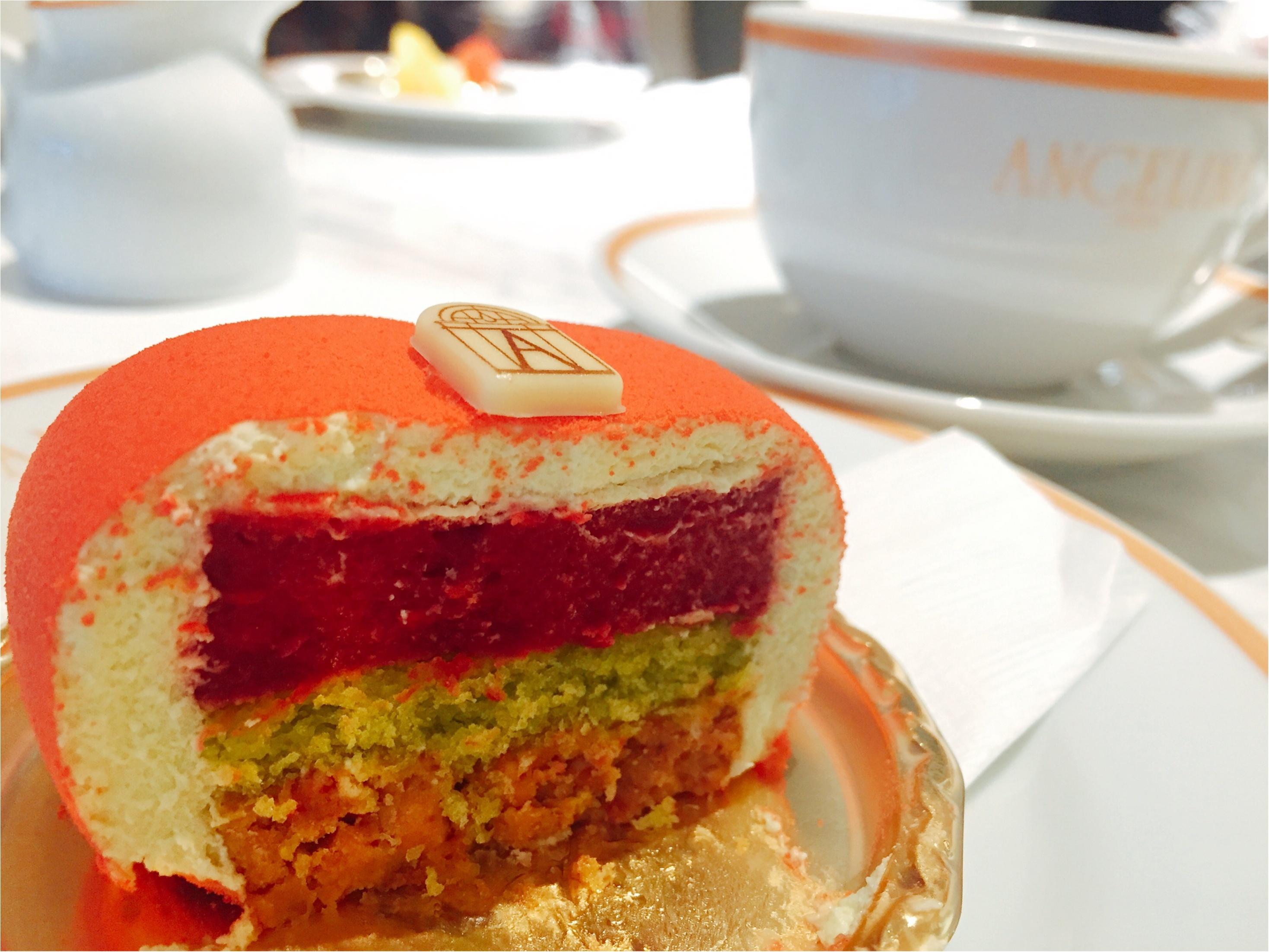 【バレンタイン限定】1903年創業のパリ老舗サロン「ANGELINA」のハート♡ケーキが可愛すぎて食べるのがもったいない!!_7_2