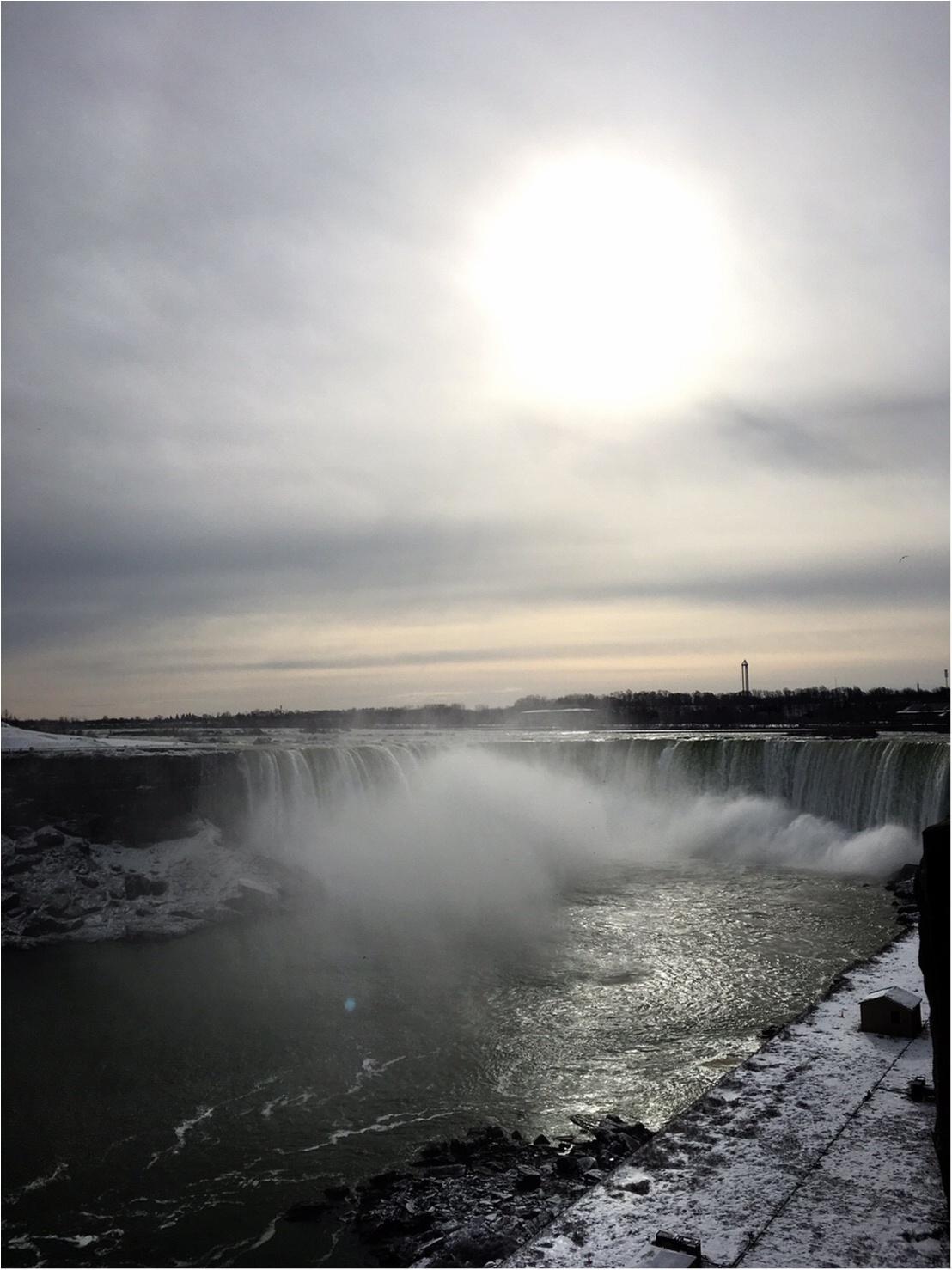 【現地レポート】大晦日は心洗われるナイアガラの滝へ_9