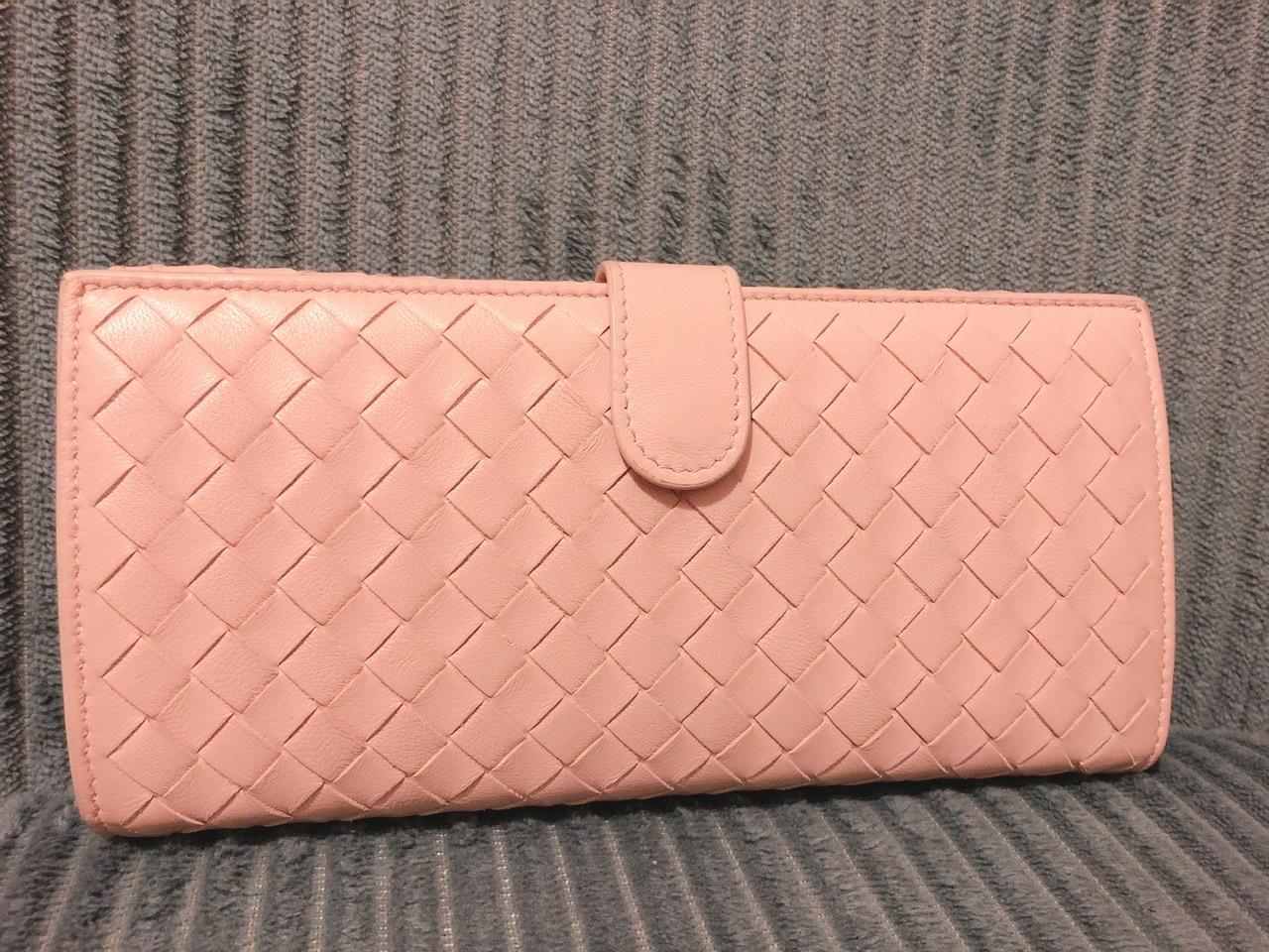 【20代女子の愛用財布】Bottega Veneta♡_2