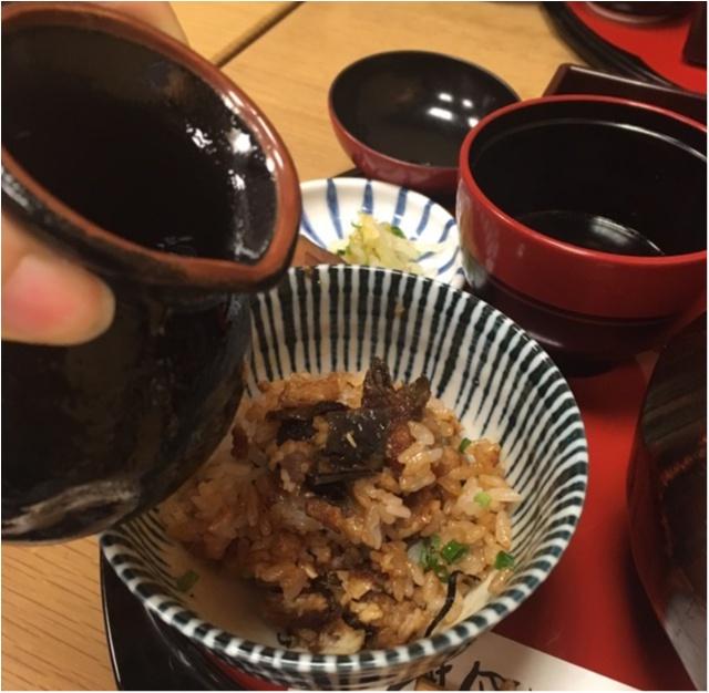 【ピカイチ名古屋メシ】名古屋に行ったら絶対食べてほしい。ほっぺたおっこちるひつまぶし。_9