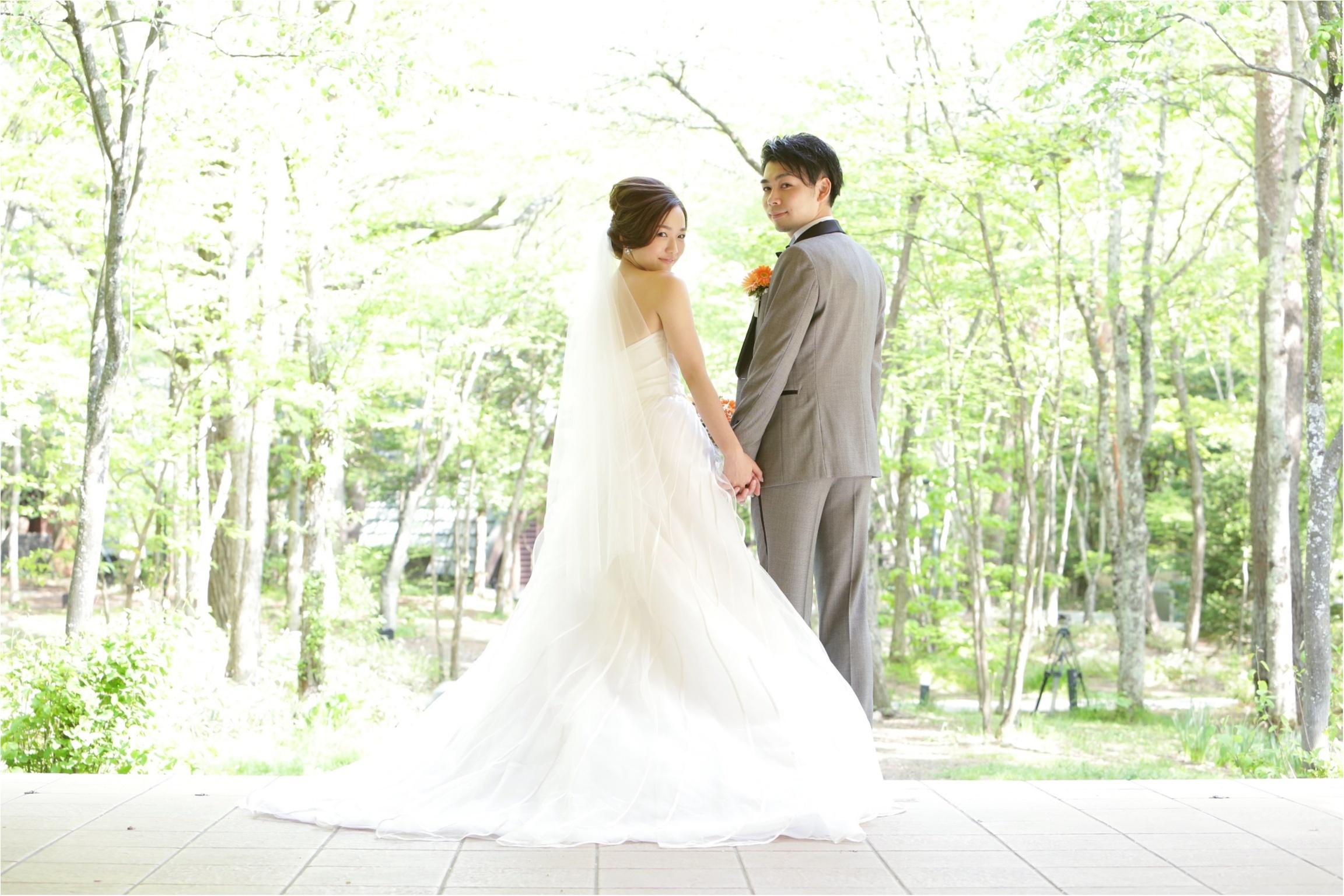 まるでCG!?なガーデンパーティ(軽井沢Weddingレポ③)_7