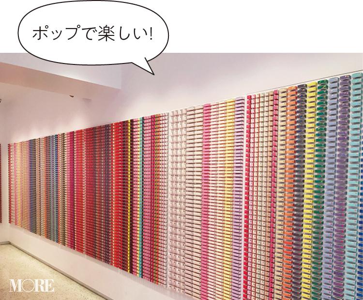 韓国旅行で絶対訪れたい最旬ビューティアドレス8選♪ 美術館のような『Huxley』、カフェ併設の『ミュリ』など、映えて楽しい体験型ショップ_9