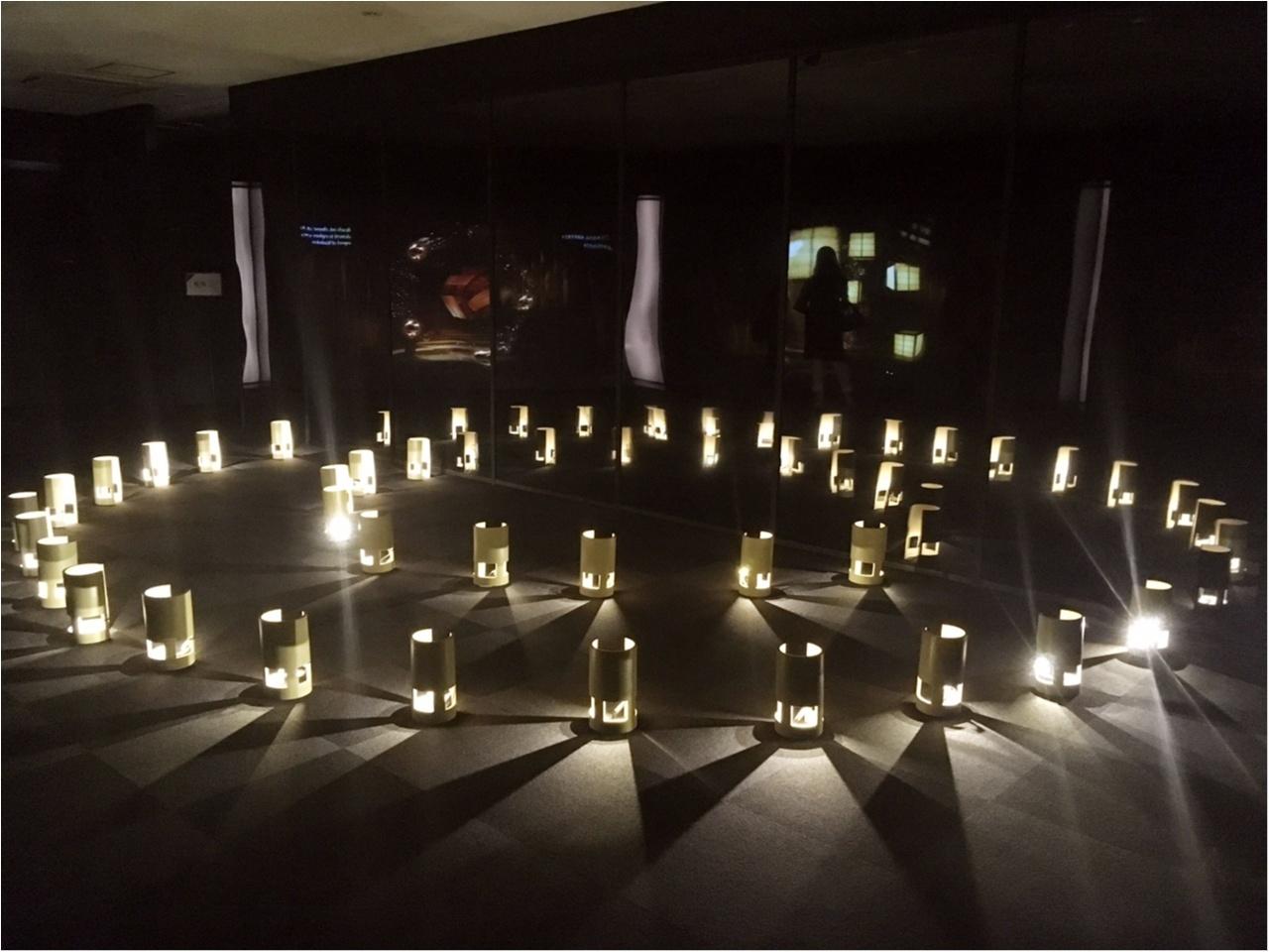 最新デジタルアートが織りなす『和食』の世界にうっとり…♡『食神さまの不思議なレストラン』に行ってきました!_9