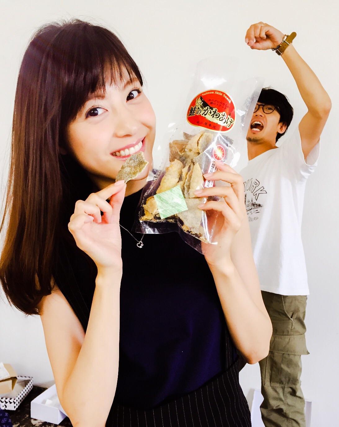 【オフショット】北海道美味しいどー♡_1