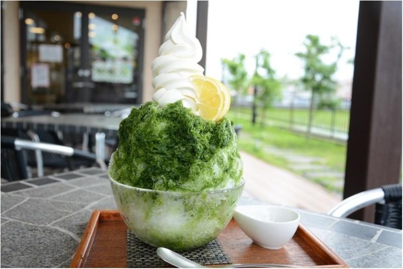 """かき氷ラバー必見! この夏、静岡県でぜったいに食べておきたい """"お茶かき氷"""" 10選♡_8"""