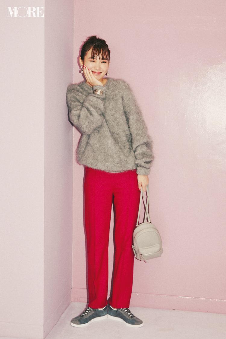 20代女子に似合う【きれいめの服×スニーカー】のコーデまとめ | ファッション_1_10