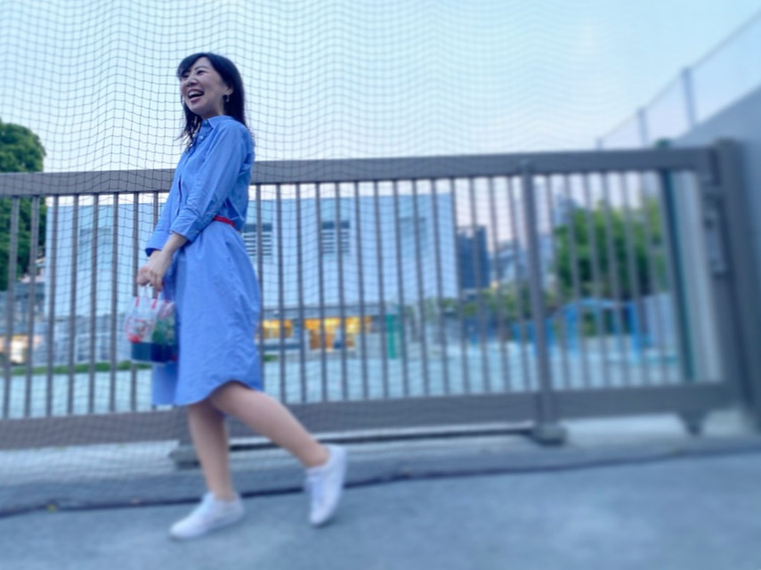UNIQLOでツクるオフィスコーデ〜平日の3日間〜_4