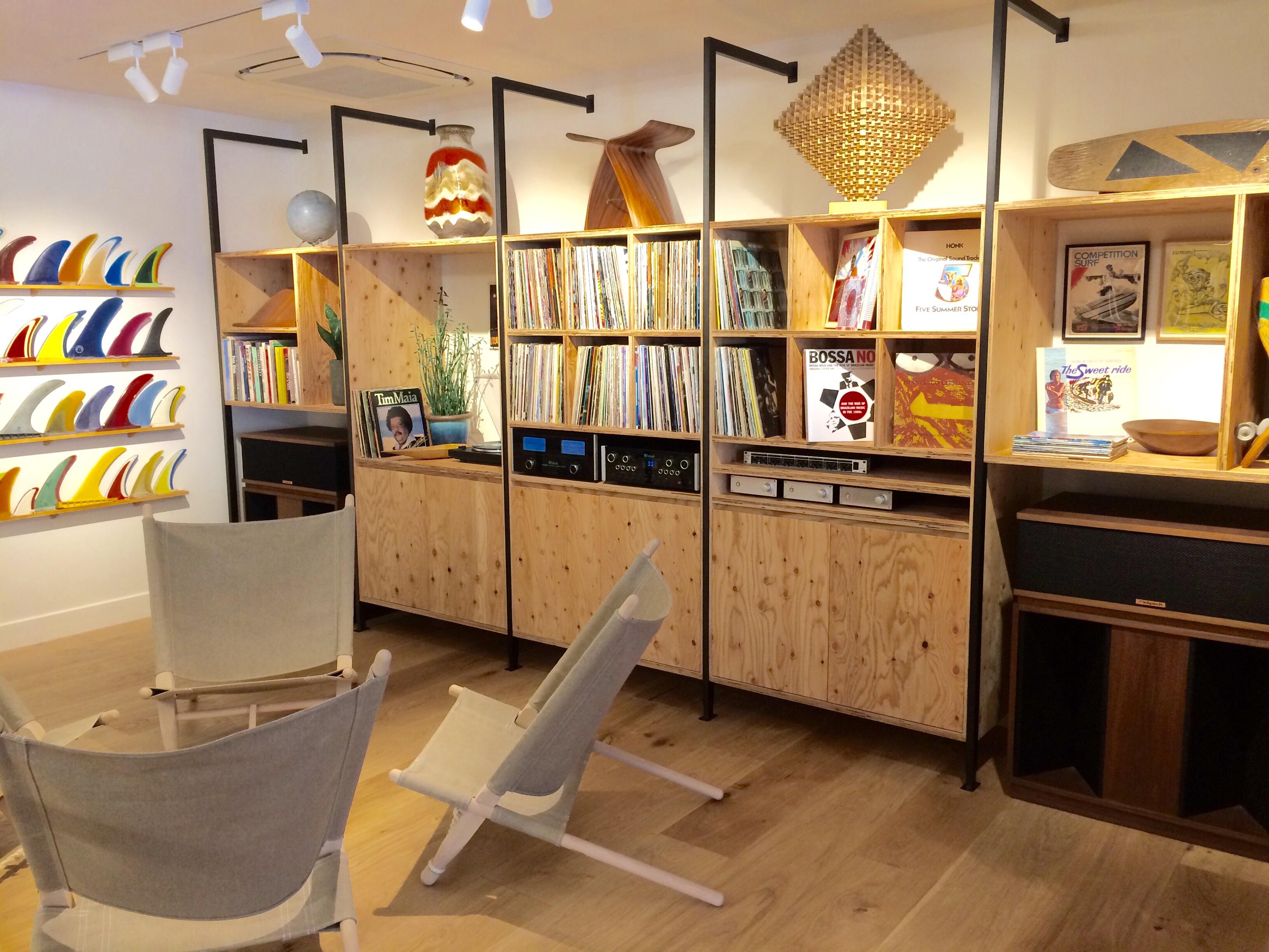 ファッションもアクティビティも! ピルグリム サーフ+サプライが渋谷に旗艦店をオープン_3