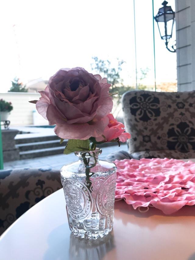 【ラ・スイート神戸ハーバーランド】ストロベリーアフタヌーンティーの苺と薔薇のコラボが可愛すぎる♡♡_3