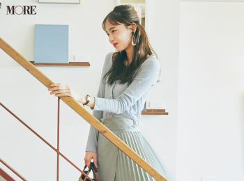 井桁弘恵、社内恋愛に目覚める⁉︎ ECブランド服で出社もウキウキな着回し21日目