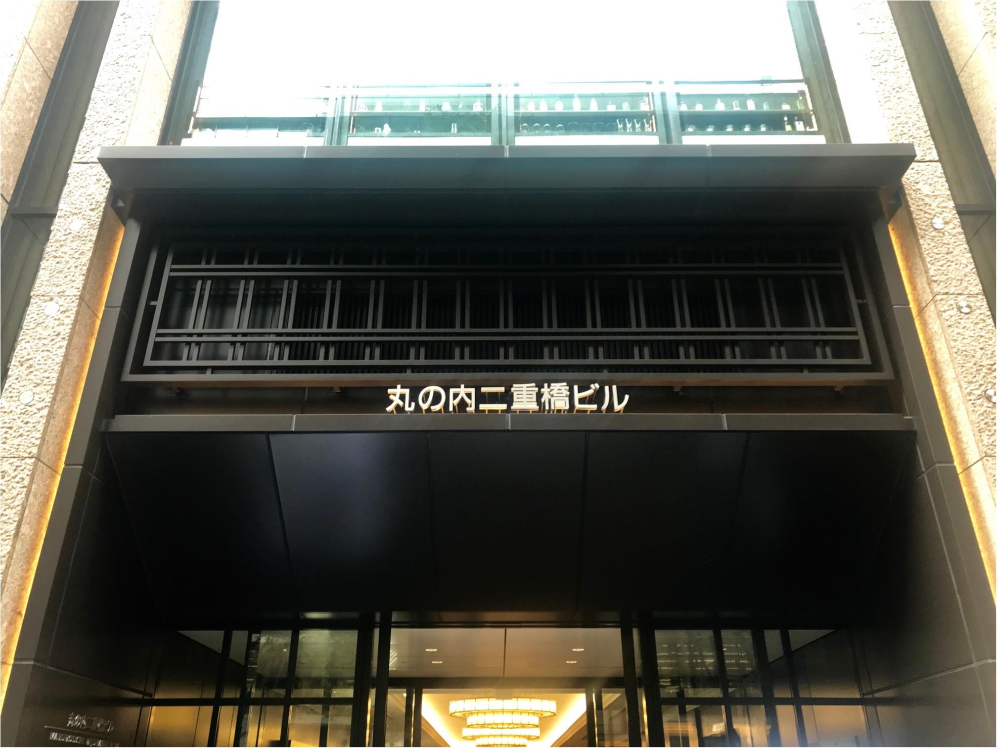 【内覧会レポ】11/8(木)オープンの『二重橋スクエア』で、女子におすすめなグルメショップ7選!!_1