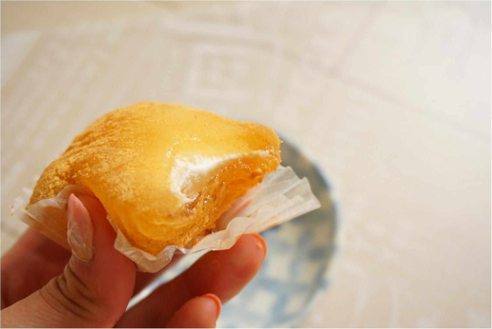 【セブンの新作!】和菓子とクリームどっちも好き❤️女子の夢を叶えたわらび餅!_4