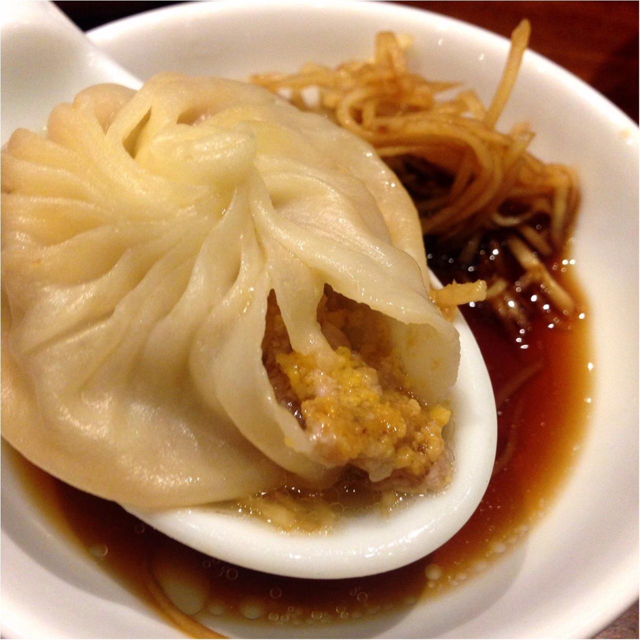 台湾に行かなくても東京で味わえる本場の味。【じゅっじゅわぁ〜な小籠包】_2