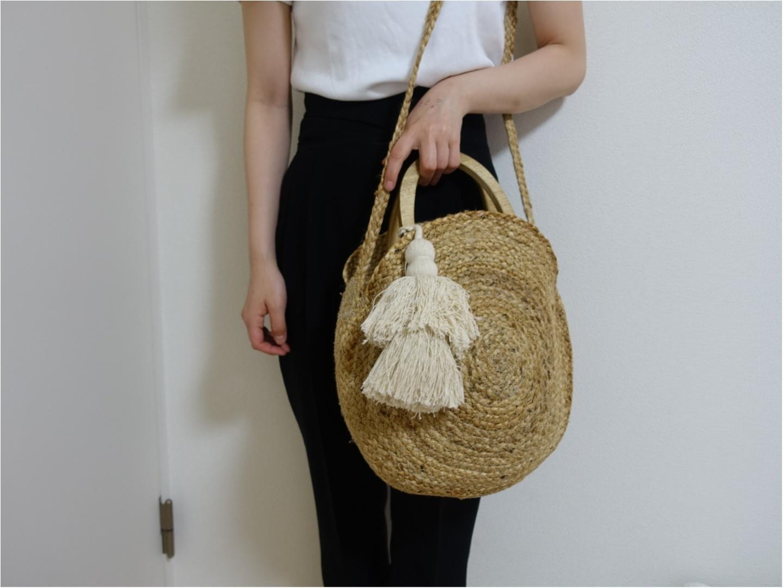 今年の夏は、小物も《ZARA》で!流行りの「サークルバッグ」もお安くGET☆_3