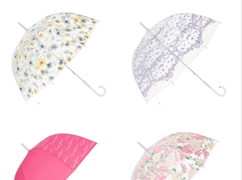 梅雨を楽しく可愛く乗り切る!『フランフラン』のレイングッズ、これがおすすめ♡