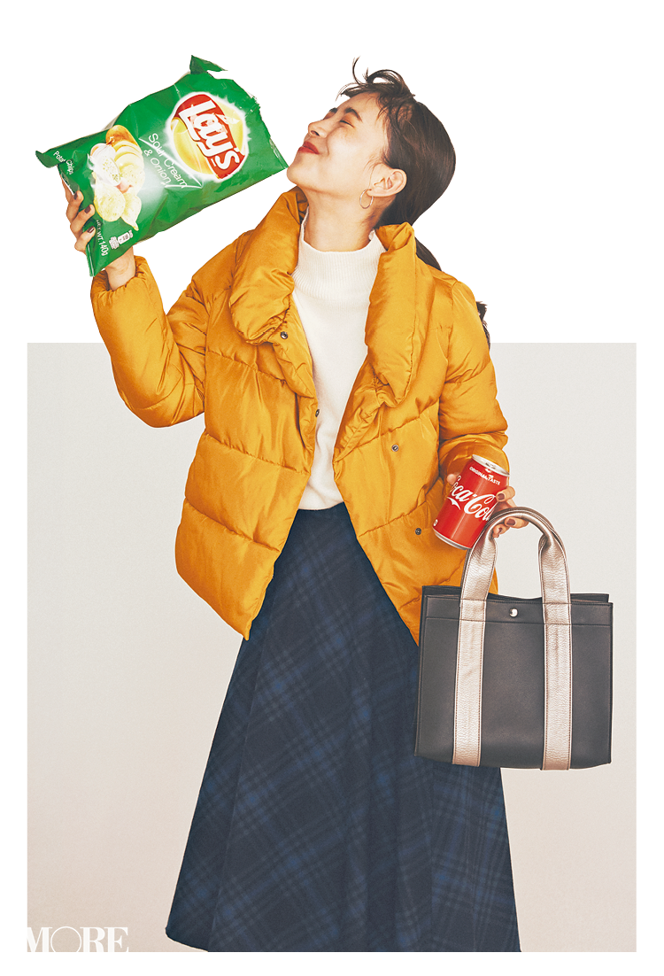 冬のコーデを引き立てるおしゃれな【ダウン】まとめ | ファッション(2018冬編)_1_4