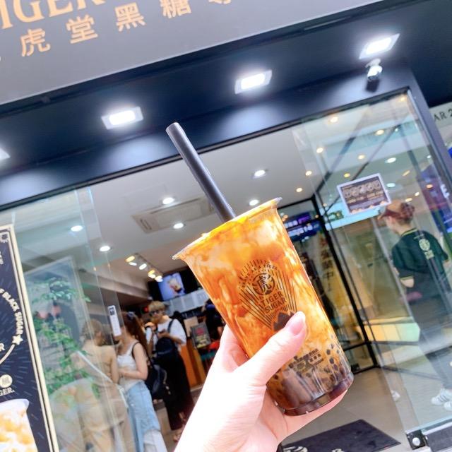 【みおしー韓国旅行記録❤︎①】韓国で大人気のタピオカ店を紹介!_2
