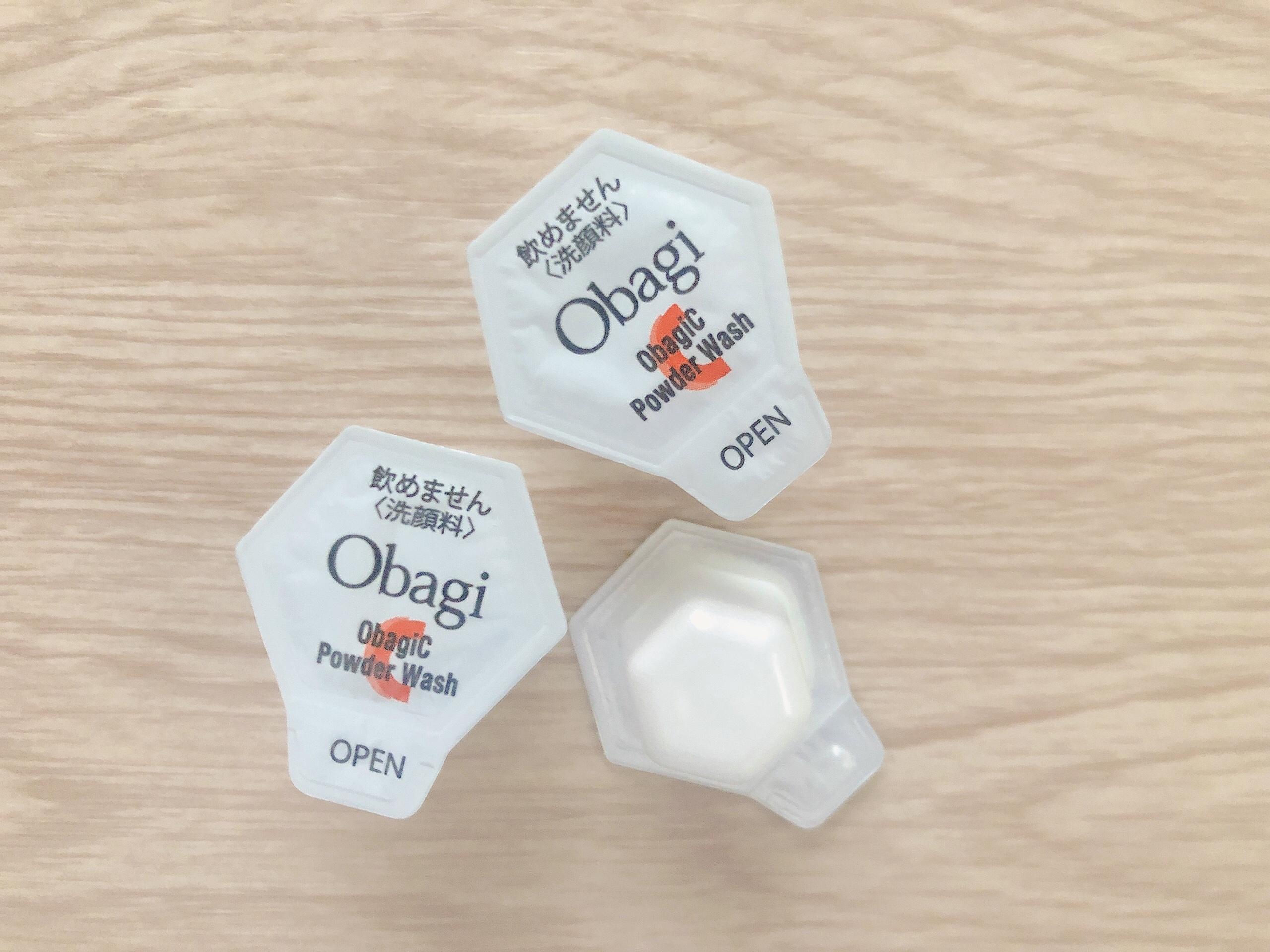 【オバジ】酵素洗顔で夏の毛穴対策!_3