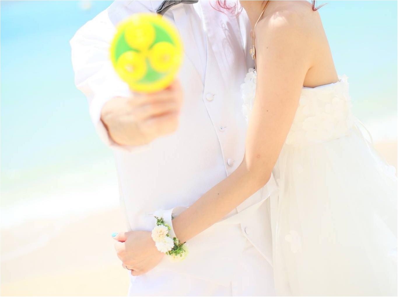 【プレ花嫁さん必見】ハワイでウェディングフォト撮影-ビーチ撮影・ハンドメイドの小物たち-_11