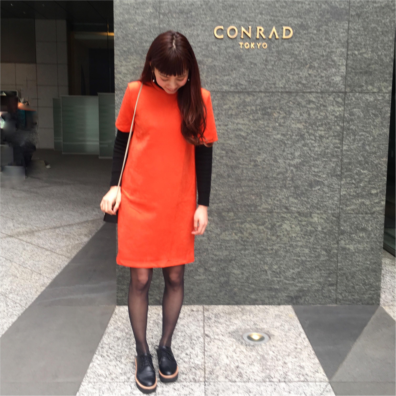 【ホテルランチ】予約困難な「オトナ苺スイーツブッフェ」が食べられるコンラッド東京のおすすめランチとは…♡_5