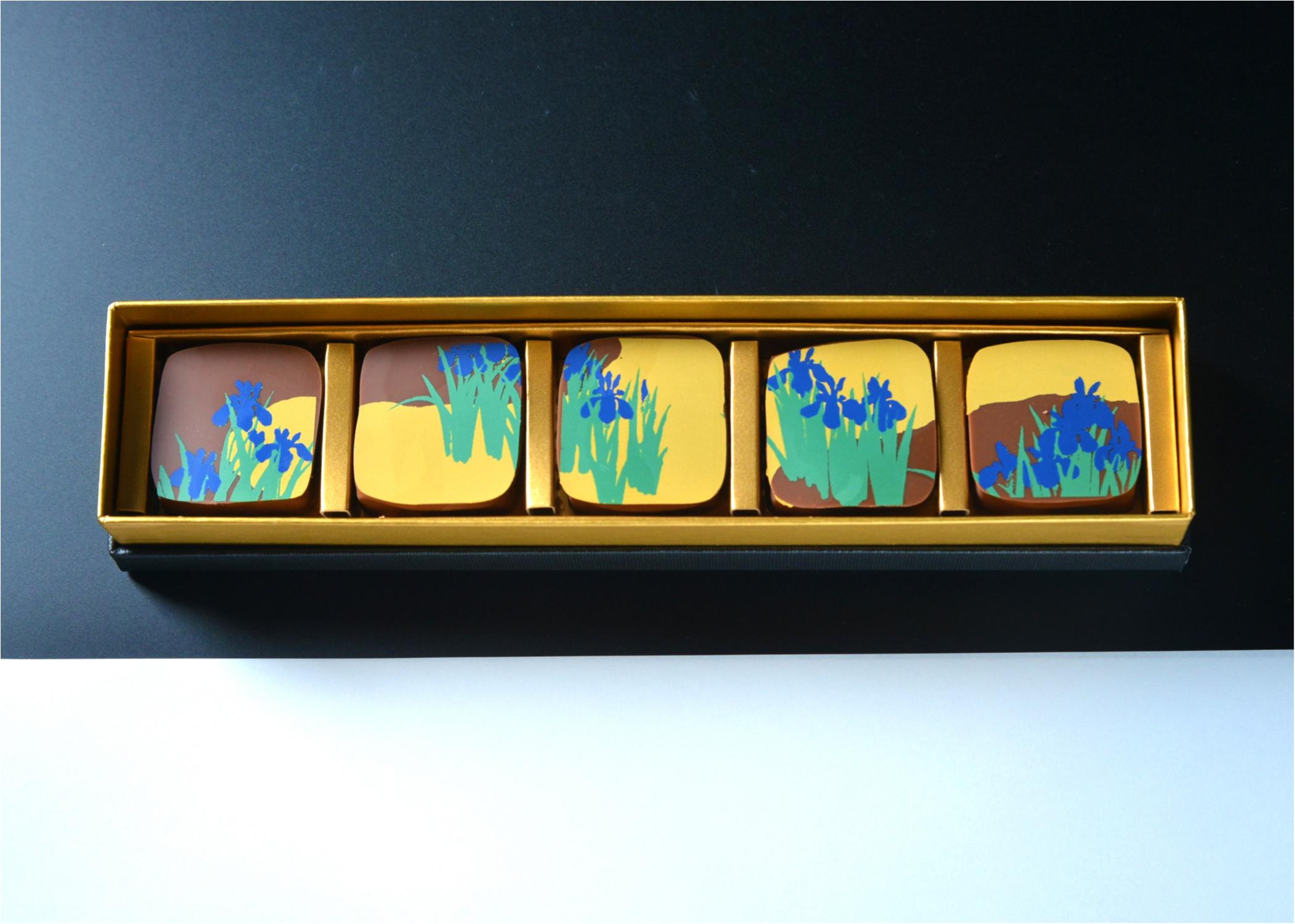 東京で買えるのは今だけ☆ 箱根の『岡田美術館』オリジナルの和チョコレートがクールすぎる……!_2_3