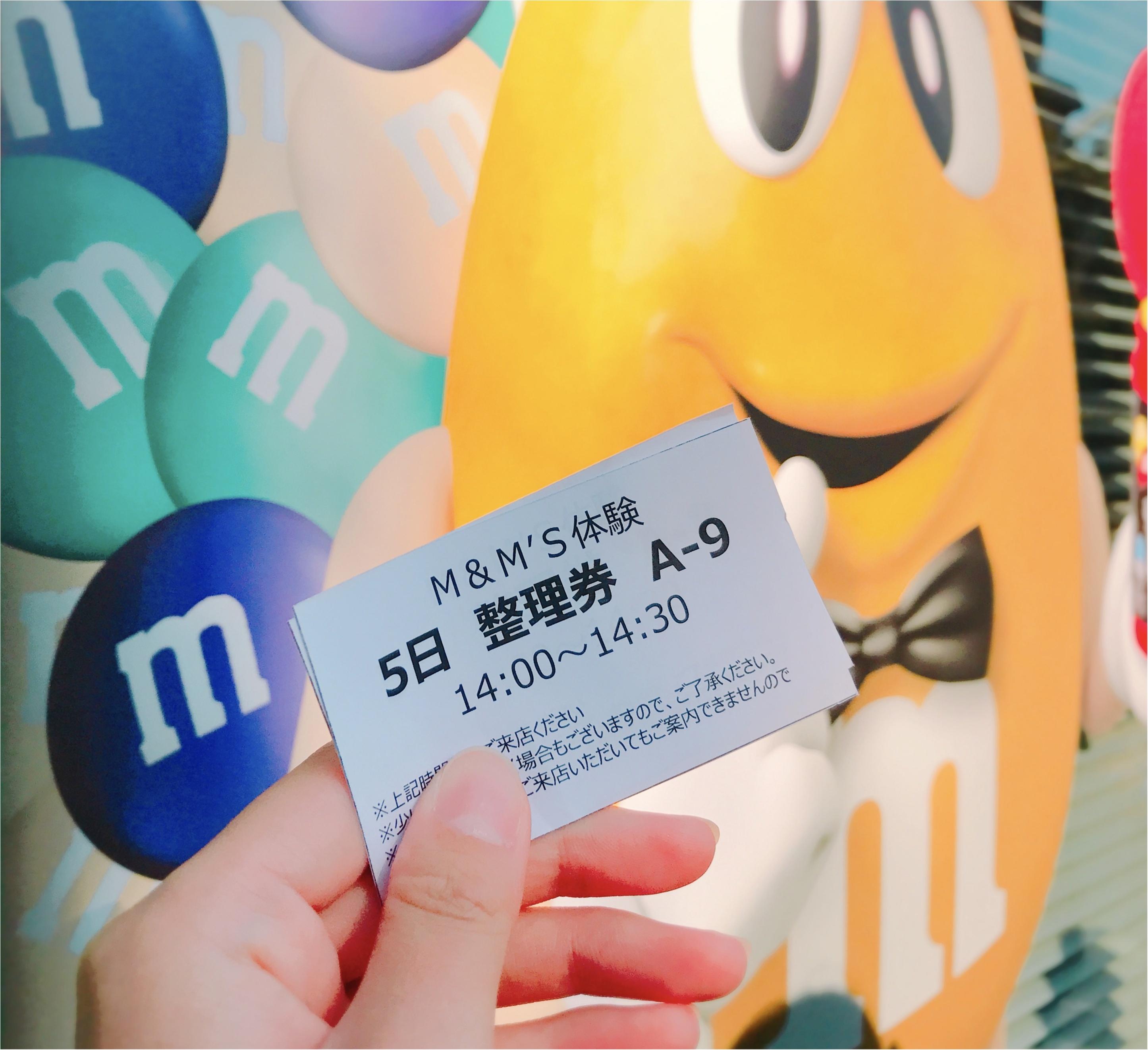 《期間限定》原宿にNY発カラフルパフェ登場✨日本初上陸のM&M'Sマイボトルチョコを作っちゃおう♪_11