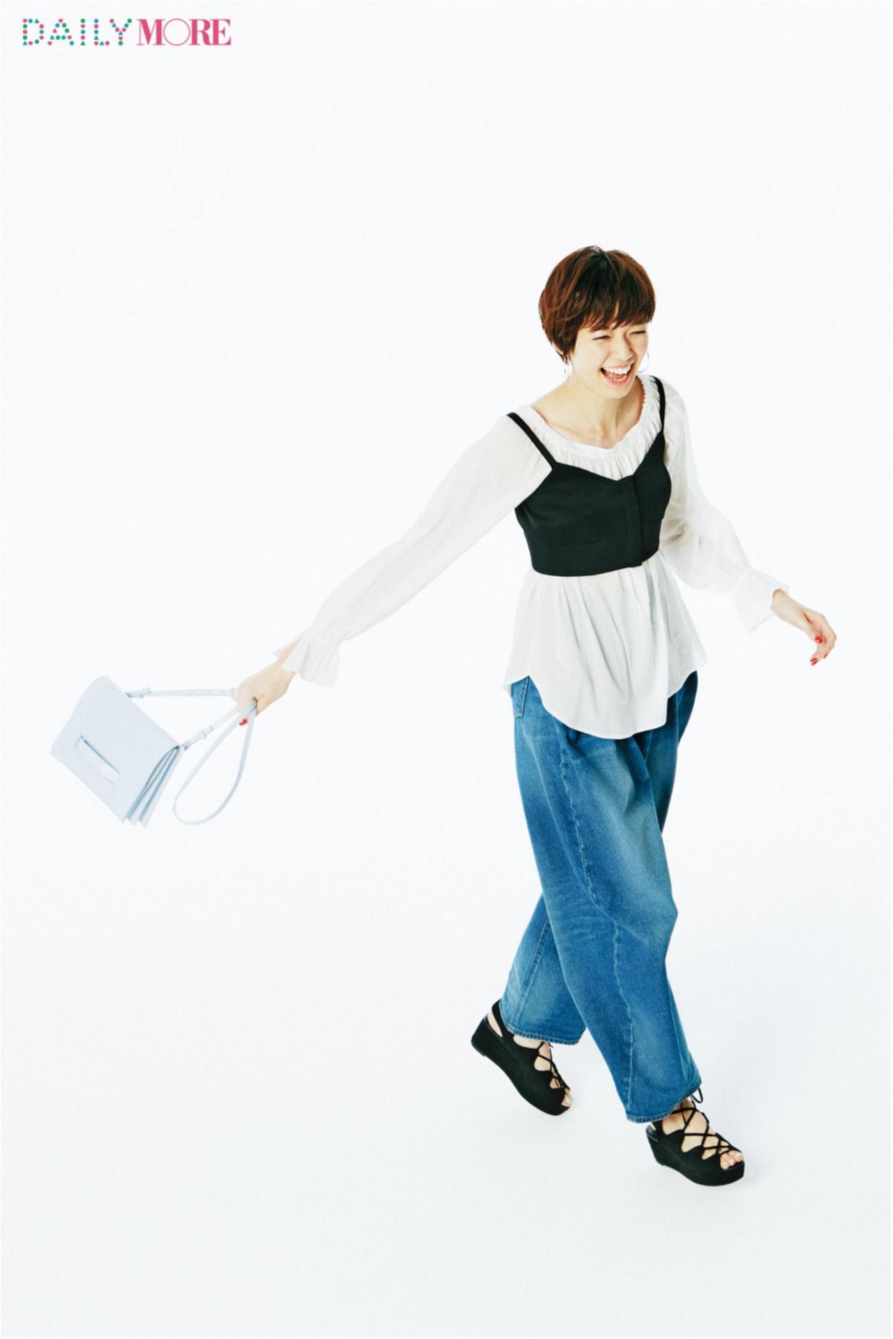 オシャレ女子は夏だって重ね着派♪ 初夏に着たい「サマーレイヤード」まとめ♡_1_19
