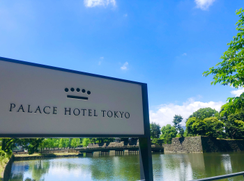 《一度は泊まりたい》女の子の憧れ✨都内の五つ星ホテル【PALACE HOTEL TOKYO】