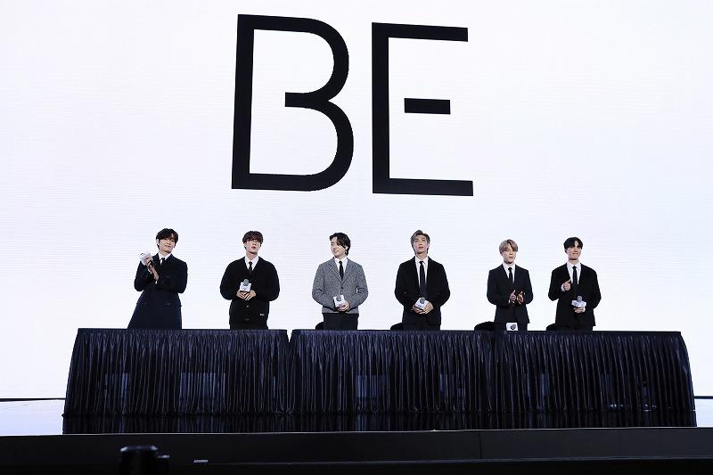 メンバー(左から)Vさん、JINさん、JUNG KOOKさん、RMさん、JIMINさん、J-HOPEさん