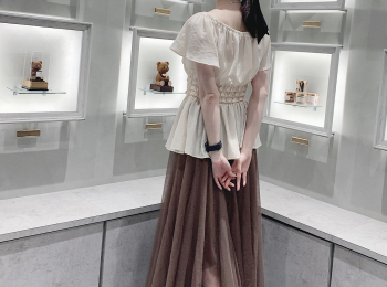スイーツの美術館。銀座【lounge tokyo le musée】の贅沢なアフタヌーンに行って来ました♡