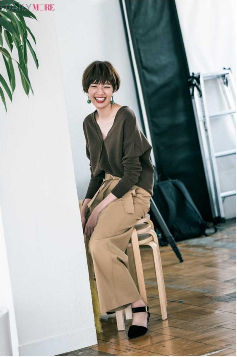 真冬に着たいおしゃれなオフィスカジュアル♪ 旬な「お仕事服見本」まとめ♡_1_8