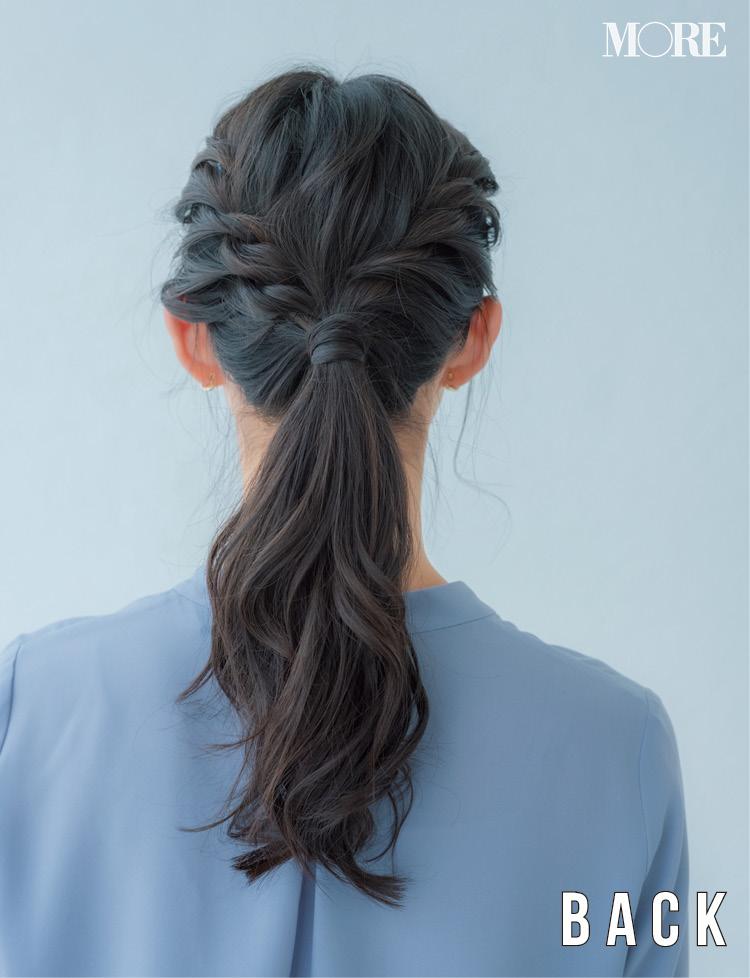 どんな人にも好印象の万能ヘア! 周りと差がつく「感じがいいヘア」の正解、教えます♡ 記事Photo Gallery_1_10